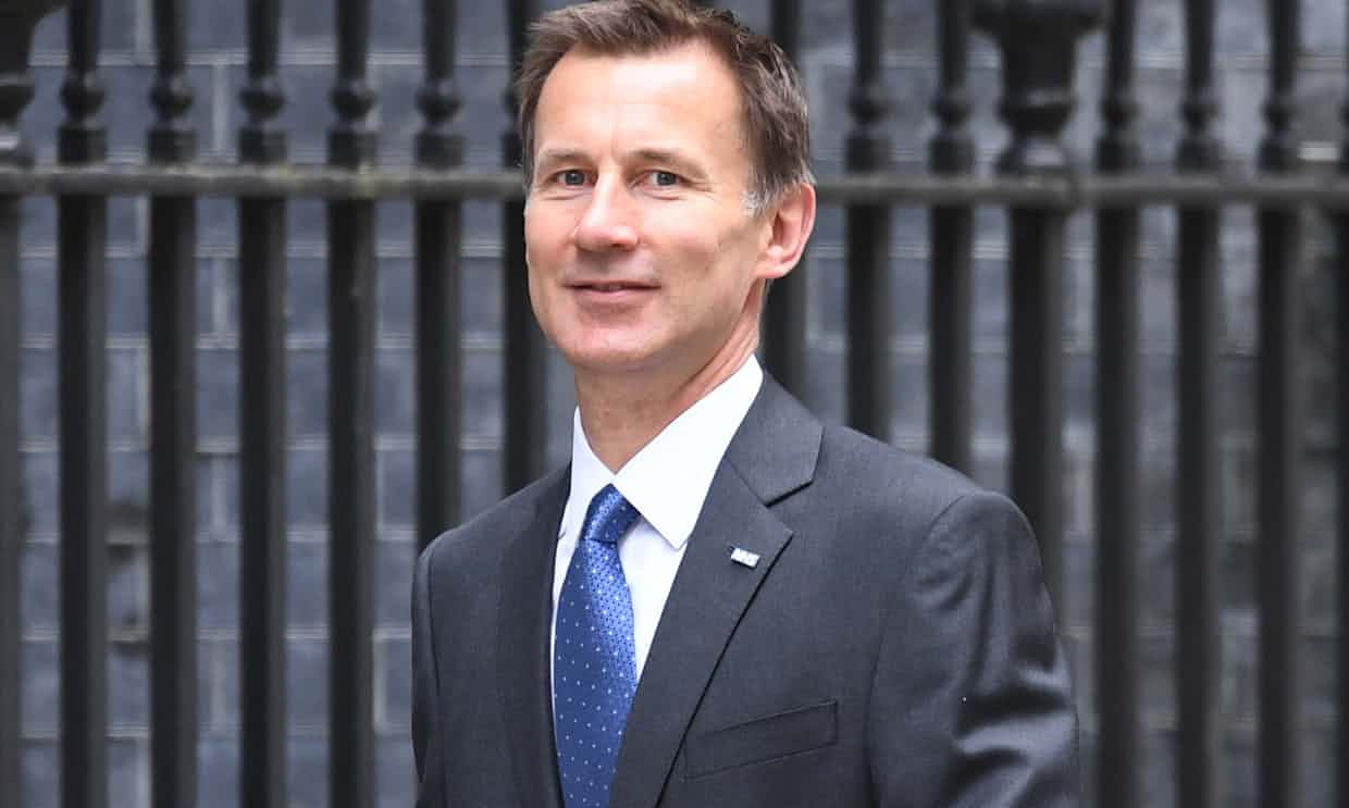 Jeremy Hunt Pledges Cybersecurity Funds